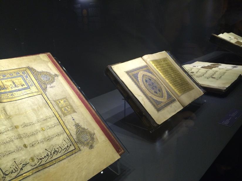 Mûcize Kitabın Muhteşem Hattı: Kûfi Kur'anlar: TİEM gezinotları